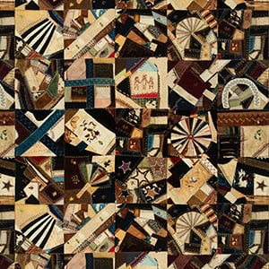 Crazy Quilt - Document